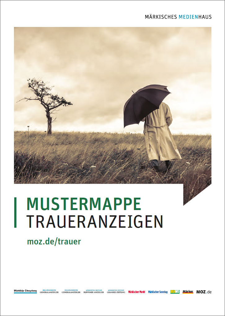 Musterbuch Trauer laden