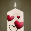 Kerze für Mum für